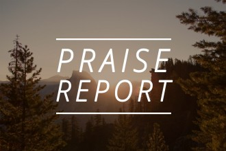 Praise Report: Found Peace and Comfort in God's Love after